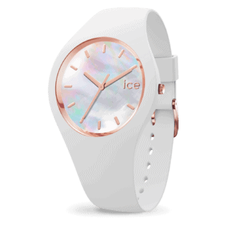 Ice Watch Damenuhr ICE Pearl white
