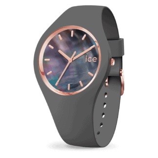 Ice Watch Damenuhr ICE Pearl grey M