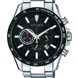 Citizen Chronograph Eco-Drive Super Titianium