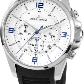 Jacques Lemans Chronograph Liverpool Herrenuhr